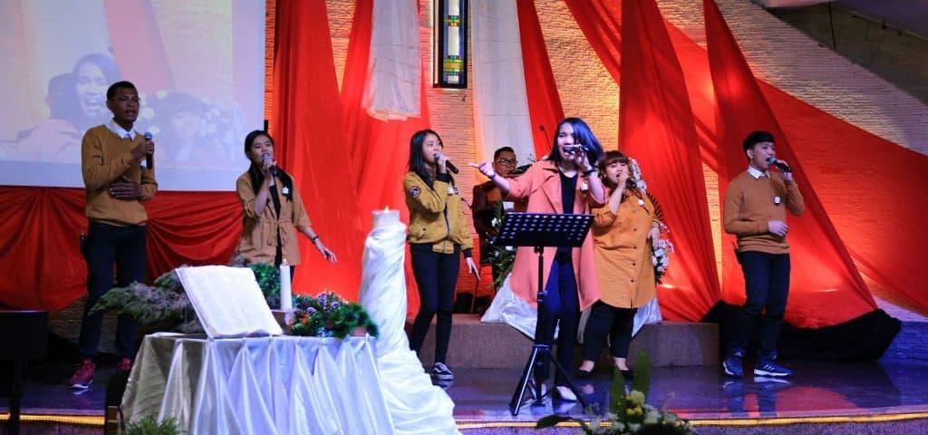 Ibadah Tahun Baru 2020
