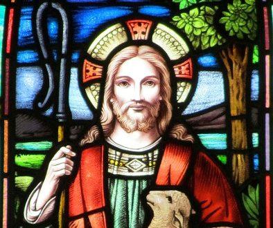 jesus-risen-stained-glass-good-shepherd-faith-christian-holy